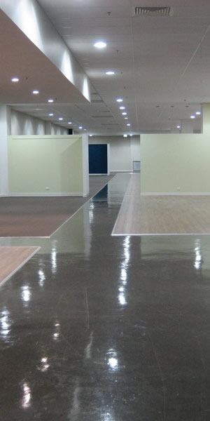 Flintex offers quality work for commercial flooring and industrial flooring